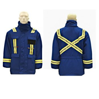 Nomex Royal Blue Parka ( NSB215 )