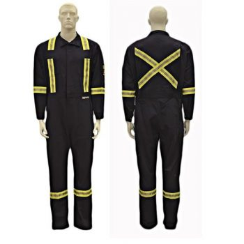 Ultrasoft Navy Coveralls (U207RTL-N )