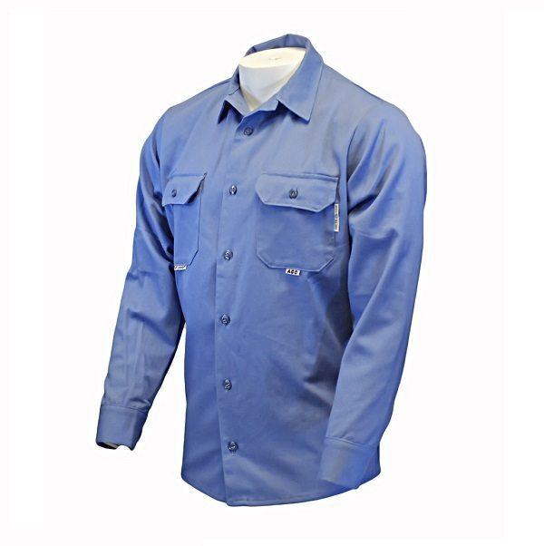3e50a789d74a UW-000-LB LIGHT BLUE ULTRASOFT FR WORK SHIRT